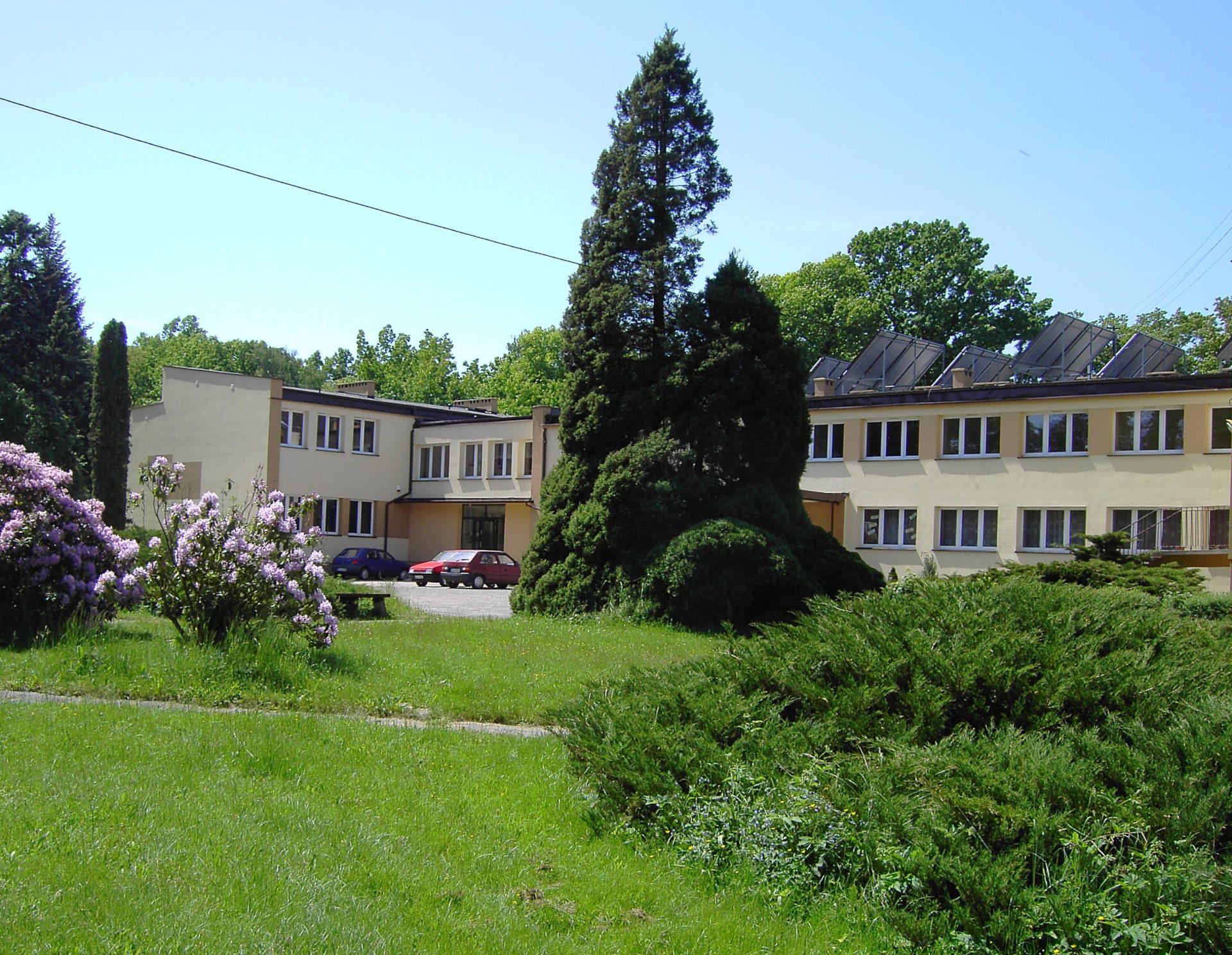 Zespół Szkół Ogrodniczych w Ostrowie