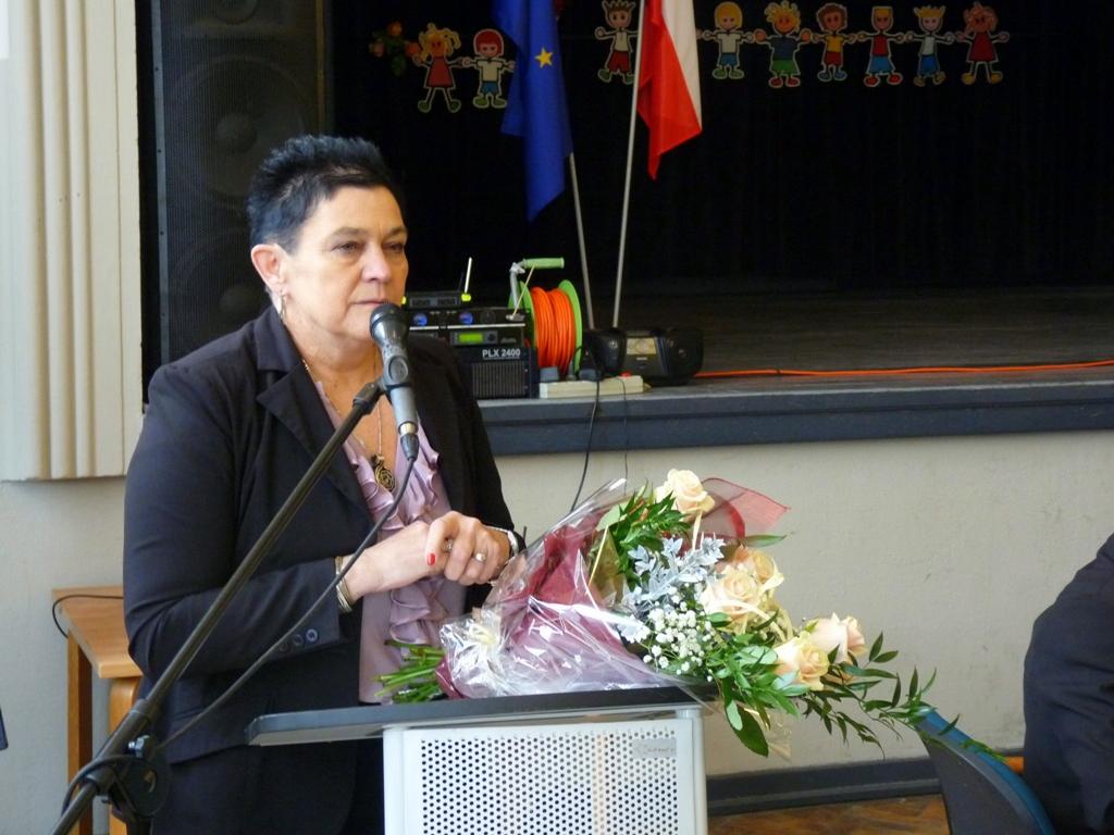 Starosta na sesjach rad gmin w Buczku i Widawie