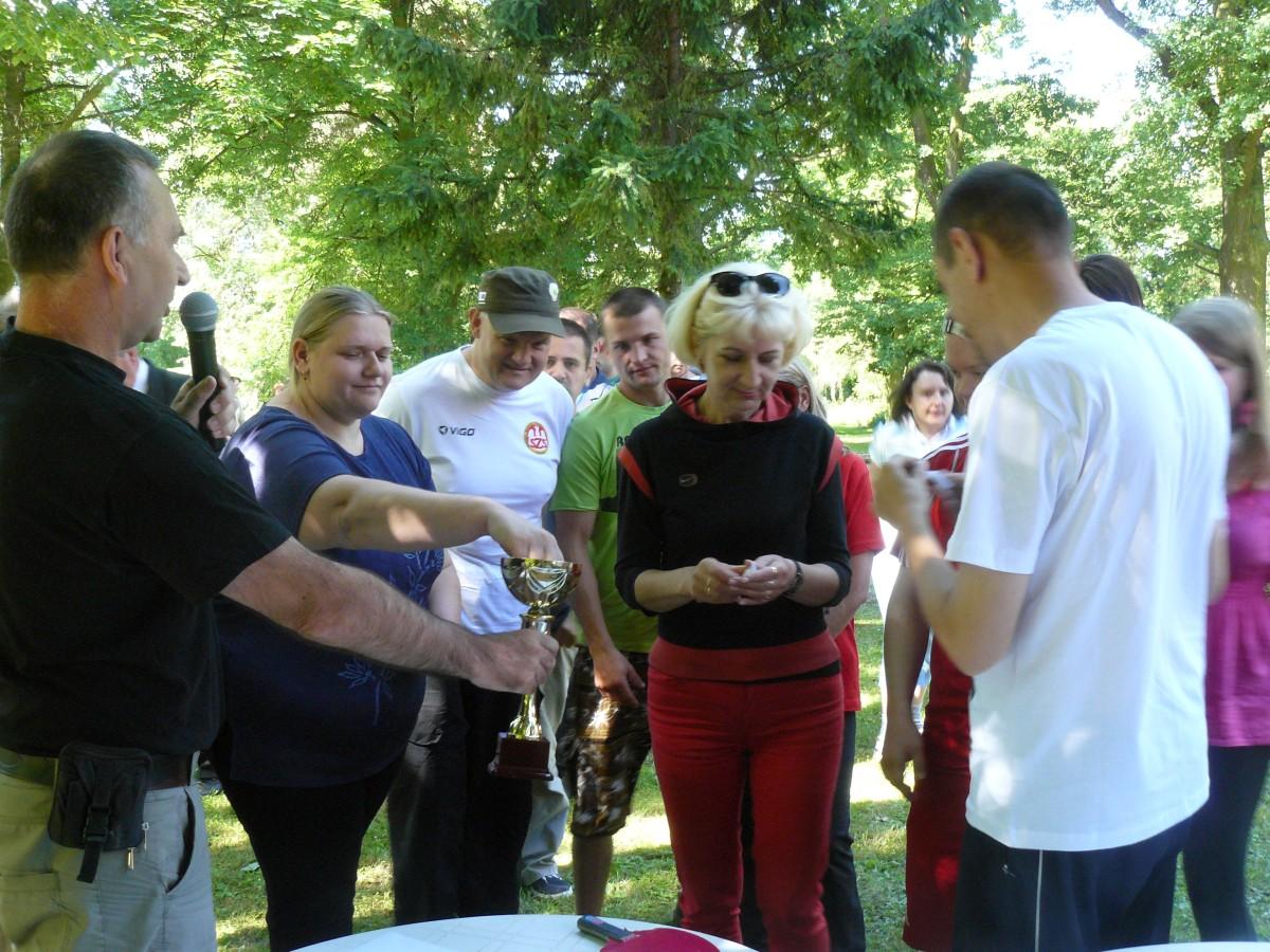 V Powiatowy Integracyjny Turniej BOCCIA