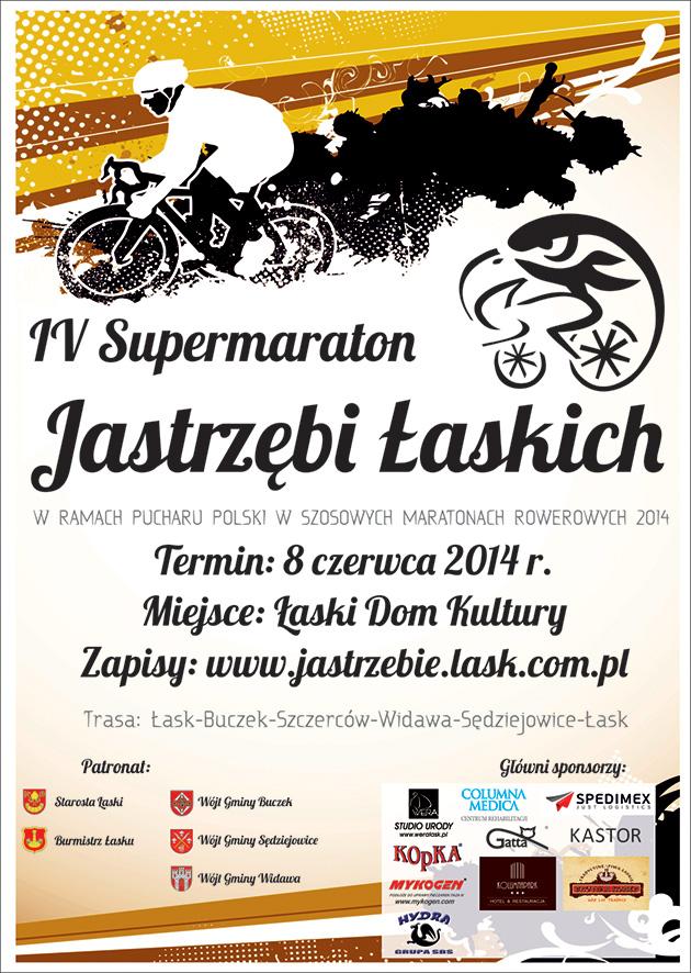 IV Supermaraton Jastrzębi Łaskich coraz bliżej