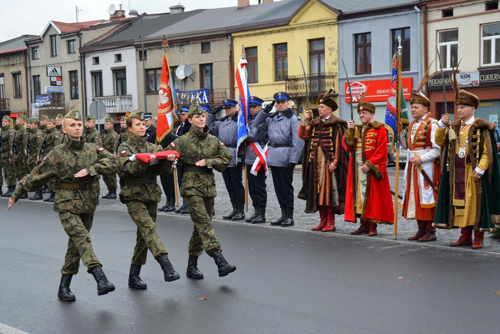 Obchody Święta Niepodległości w Łasku