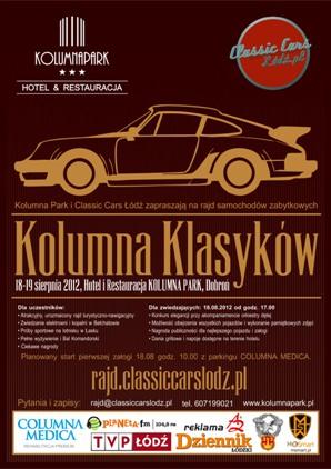"""""""Kolumna Klasyków"""""""