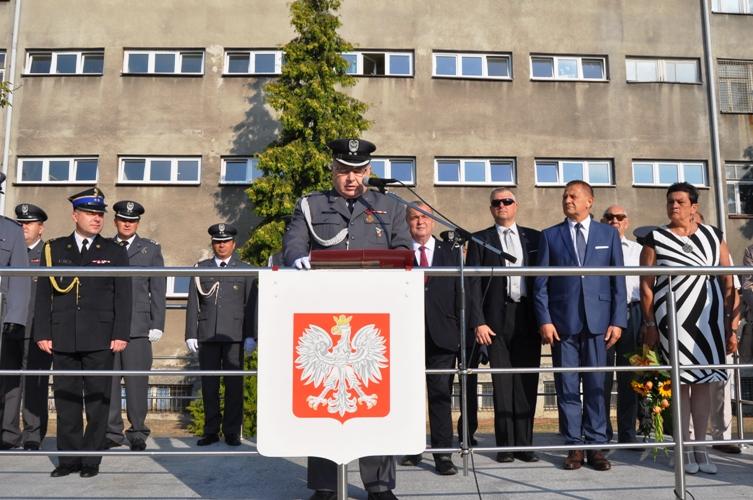 Święto Wojska Polskiego w 32. Bazie Lotnictwa Taktycznego