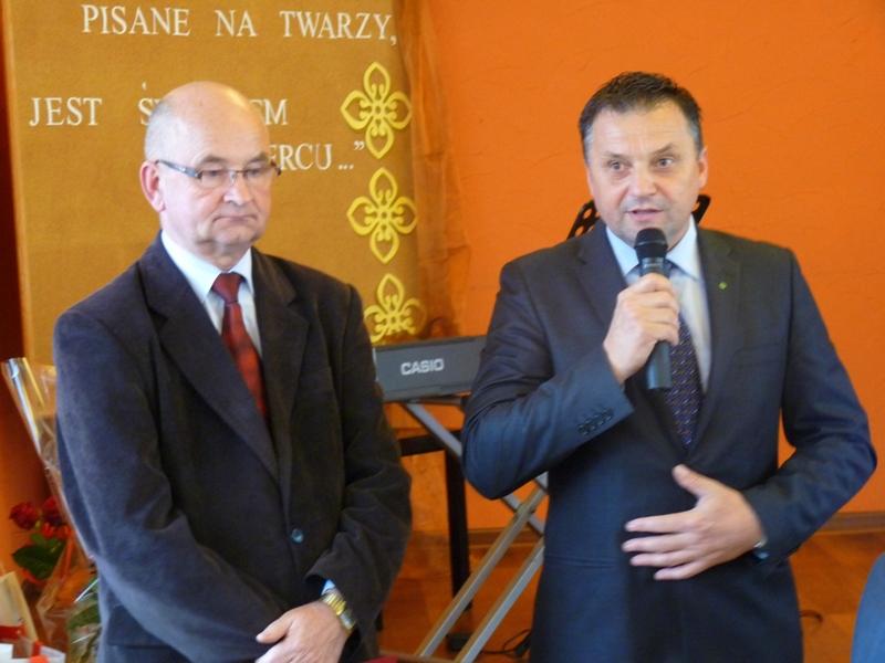 Członkowie ZNP świętowali Dzień Edukacji Narodowej