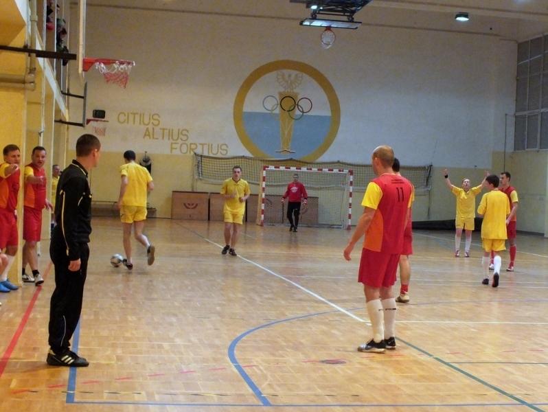 Noworoczny Turniej Piłki Nożnej w ZSR w Sędziejowicach