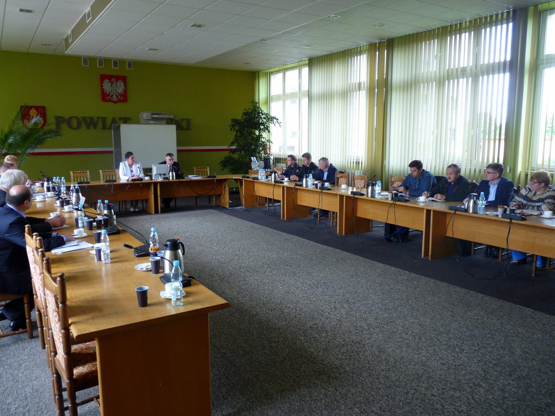 Komisja Bezpieczeństwa i Zespół Zarządzania Kryzysowego