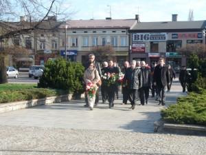 2011 Pierwsza rocznica katastrofy smoleńskiej