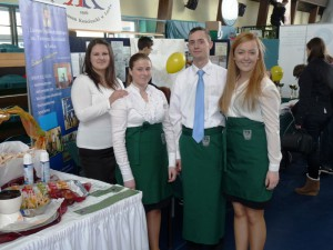 Powiatowe Targi Edukacyjne w Łasku 2013