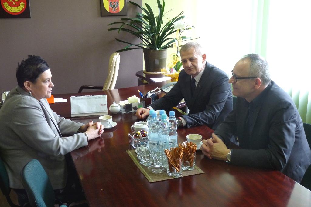 Spotkanie z Prezesem Okręgu Łódzkiego ZNP