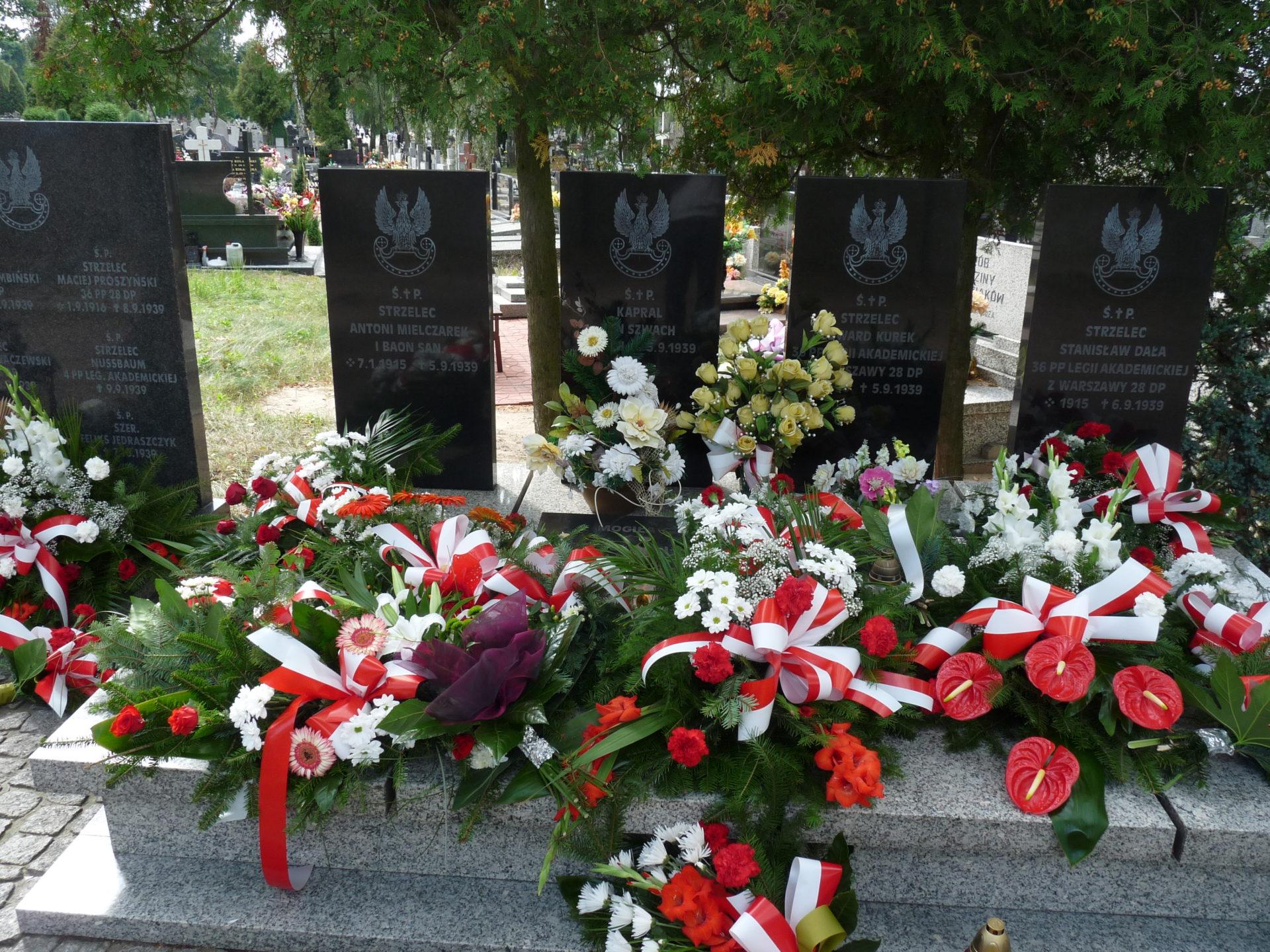 72. rocznica wybuchu II wojny światowej – 1 września 2011 r.