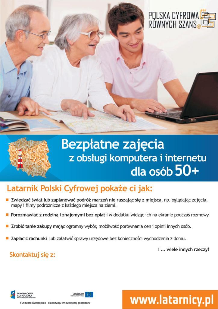 """""""Polska Cyfrowa Równych Szans"""" wznowiona od września"""