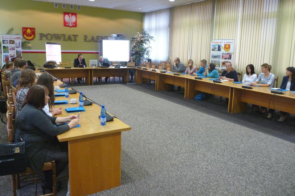 """Warsztaty """"Łódzkie promuje"""""""