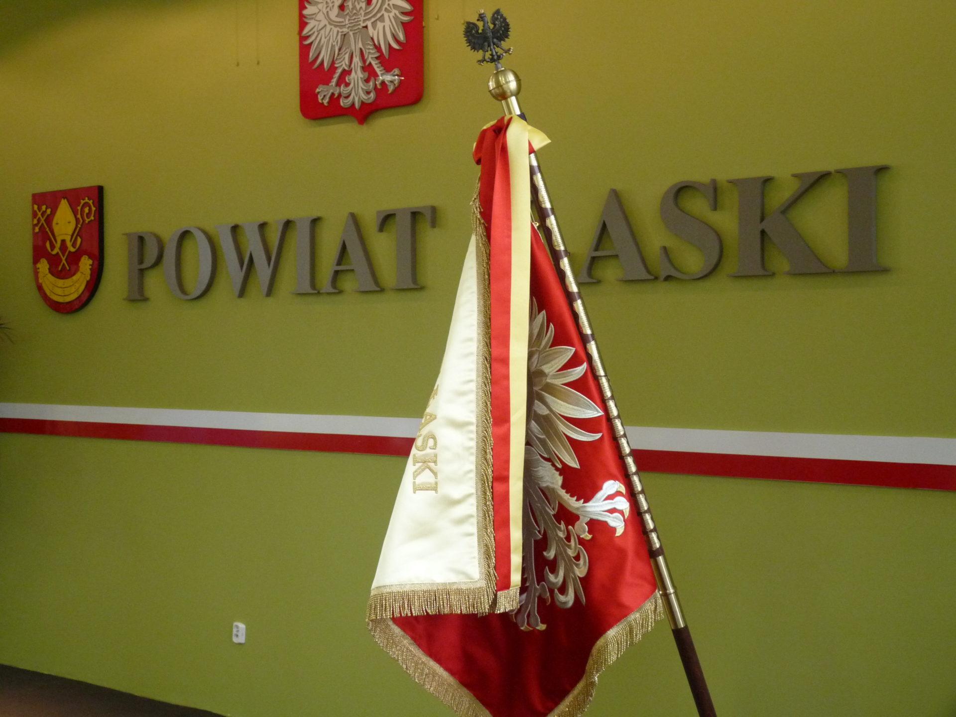 IX sesja Rady Powiatu Łaskiego