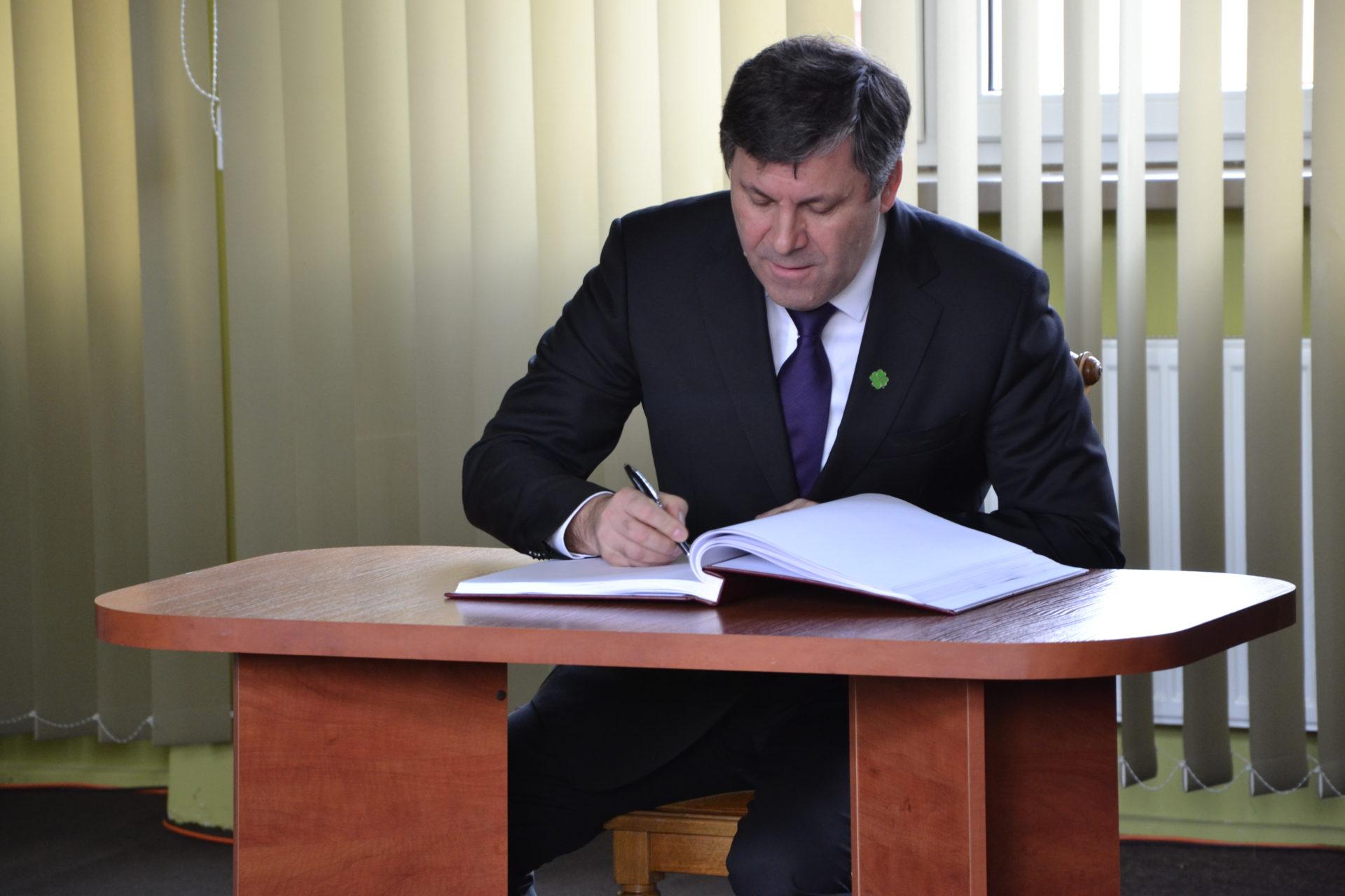 Wizyta Wicepremiera Piechocińskiego