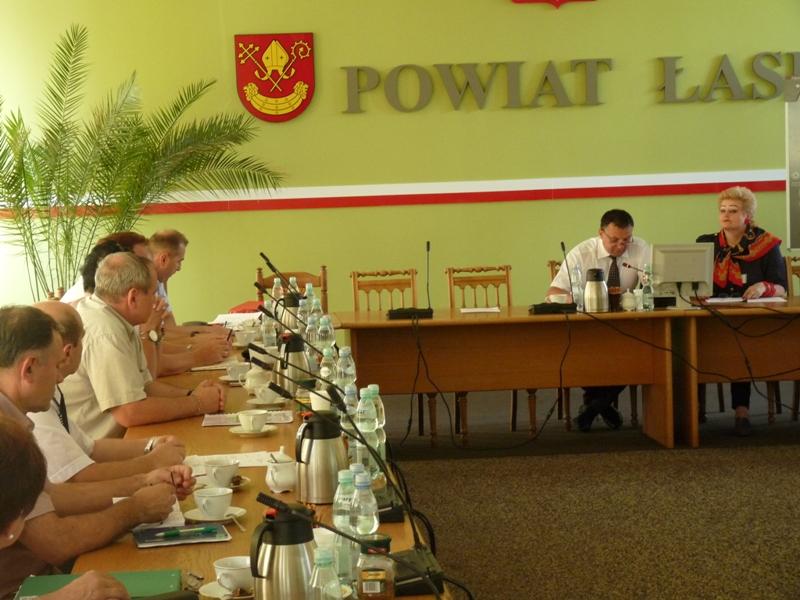Komisja Bezpieczeństwa i Porządku w nowym składzie