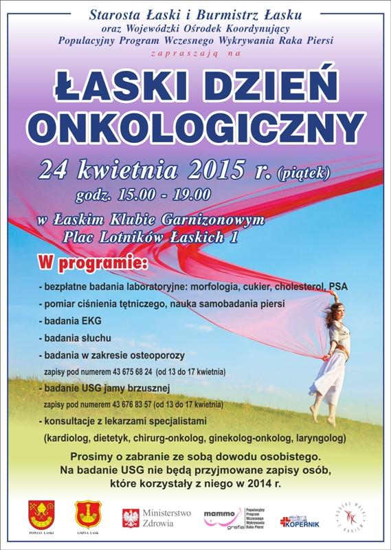 10. Łaski Dzień Onkologiczny