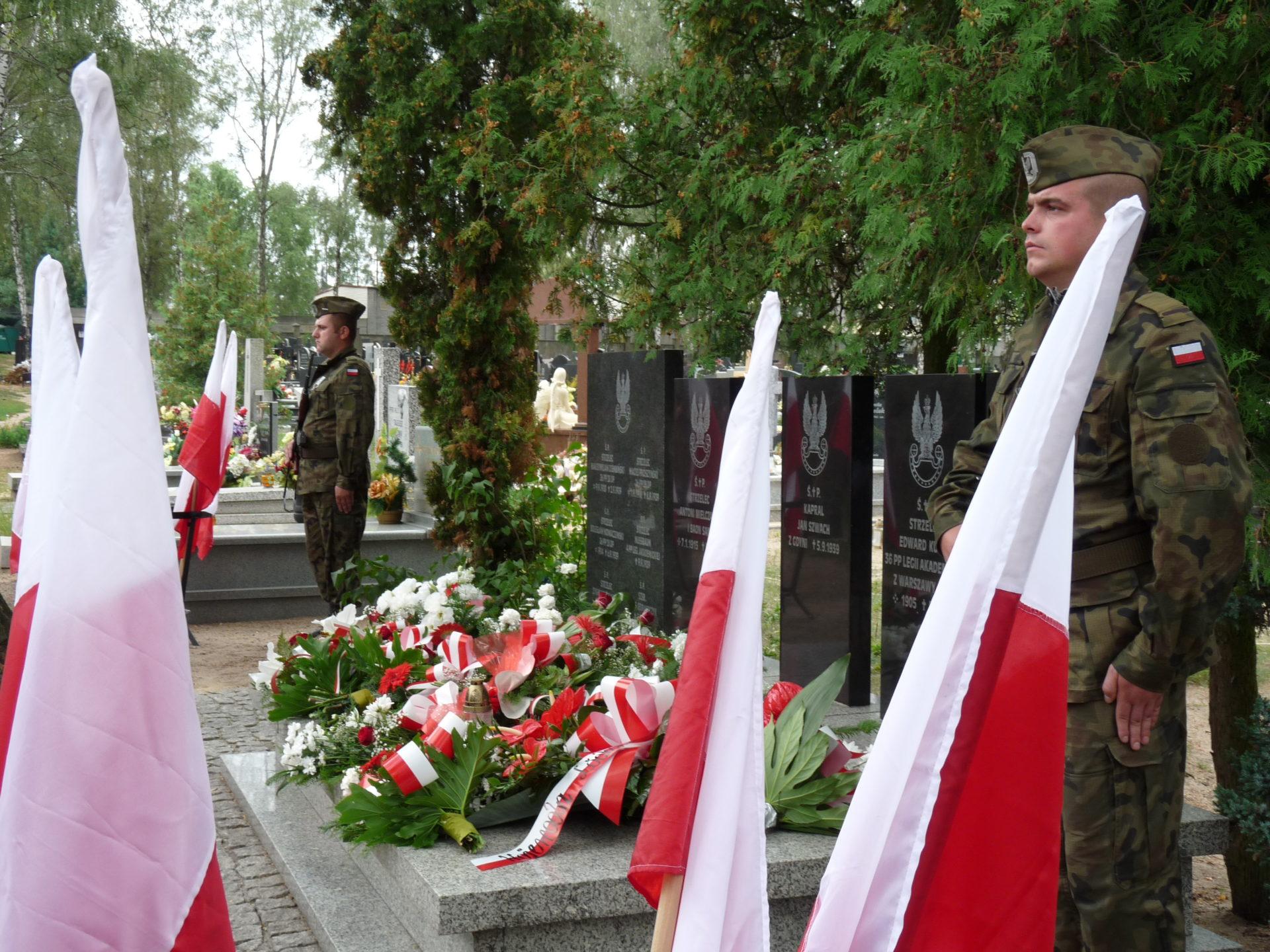 Obchody 73 rocznicy wybuchu II wojny światowej