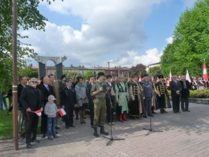 "2011 Obchody ""Święta Flagi"""