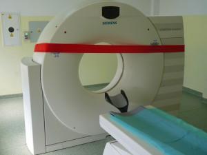 Nowy tomograf już działa