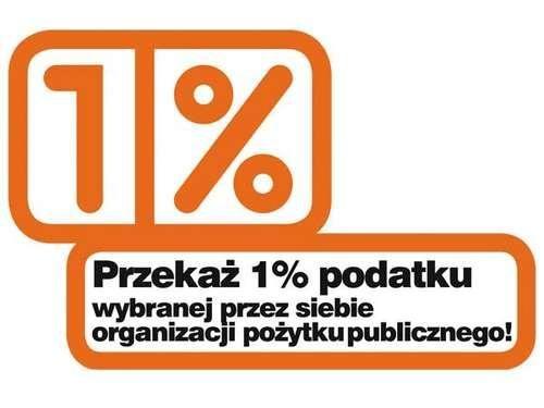 1% na Organizacje Pożytku Publicznego