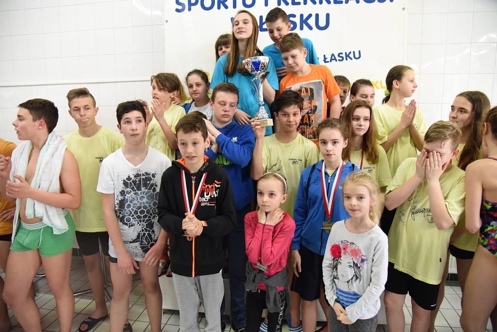 IX Miting Pływacki o Puchar Starosty Łaskiego