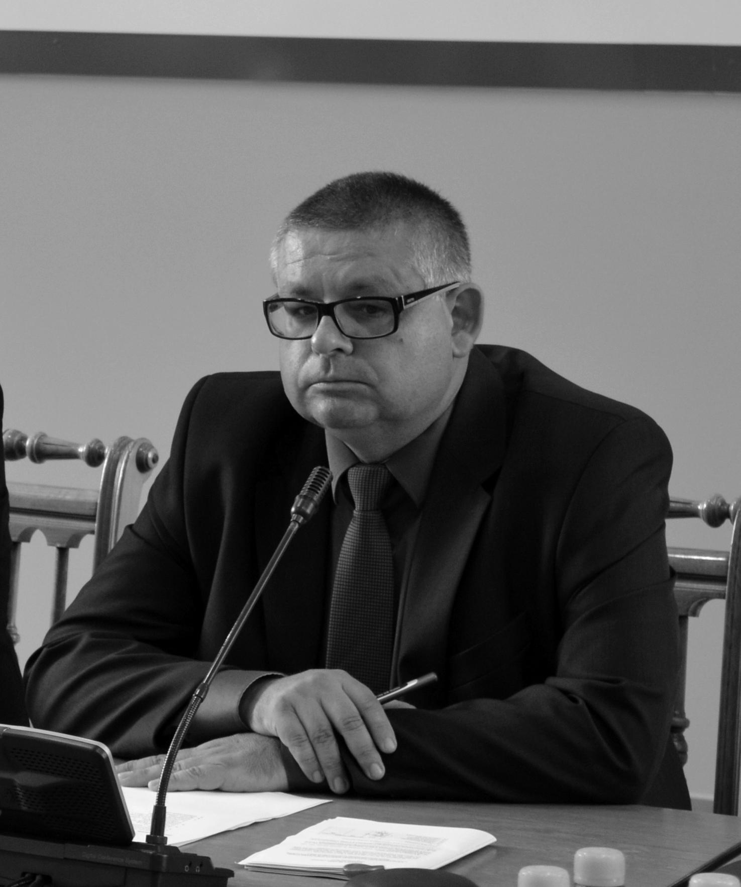 Tomasz Dronka nie żyje
