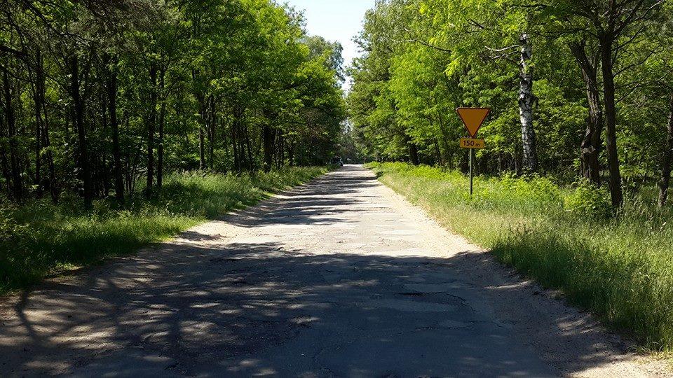 Remont drogi powiatowej w Siedlcach – utrudnienia w ruchu