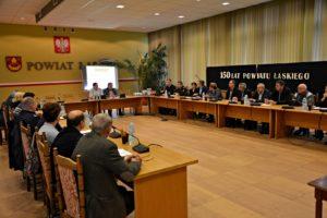 Powiatowy Zespół Zarządzania Kryzysowego o przygotowaniach do zimy