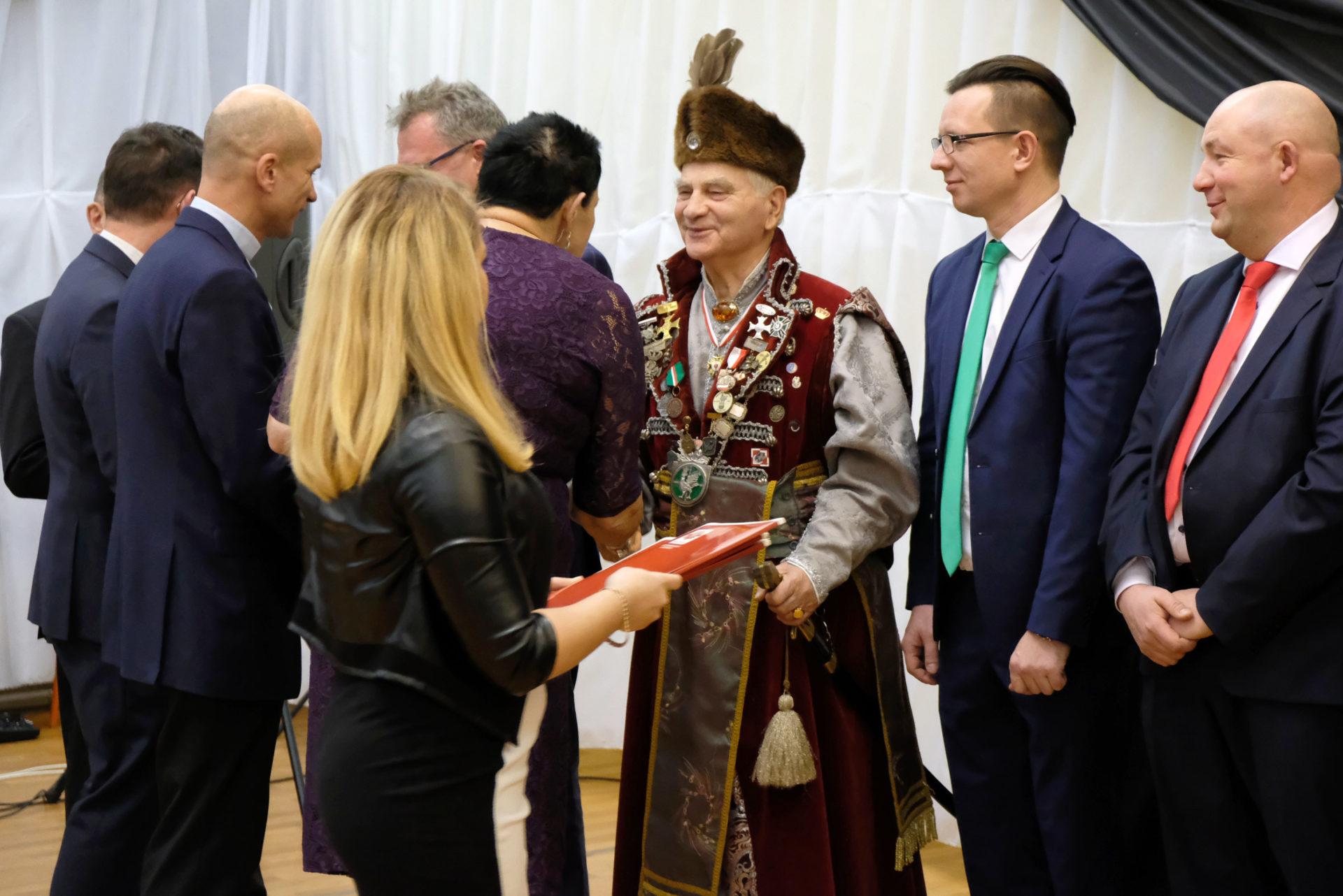 Powiat Łaski podsumował 2017 rok