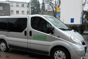 Nowy samochód dla ZSR w Sędziejowicach