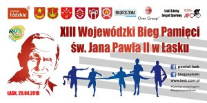 Bieg Pamięci św. Jana Pawła II – utrudnienia w ruchu