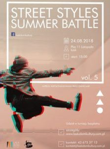 Street Styles Summer Battle vol.5