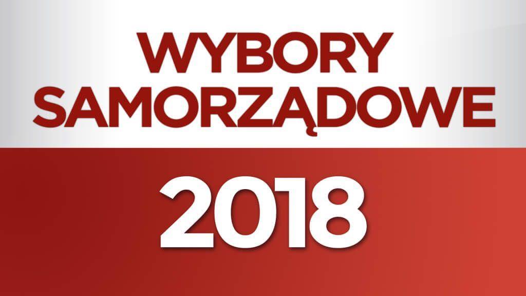 Trzy okręgi w wyborach do Rady Powiatu Łaskiego