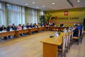 Rada Powiatu rozpoczęła pracę w kadencji 2018-2023