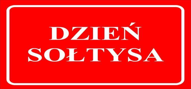 Starosta Łaski na obchodach Dnia Sołtysa w Gminie Widawa