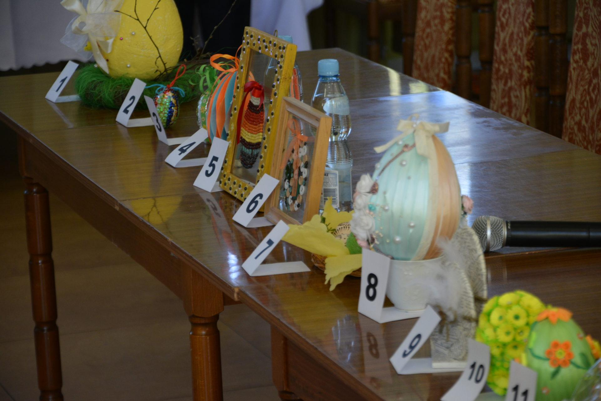 """Wyniki konkursu na  """"Najładniejszą Pisankę Wielkanocną w Powiecie Łaskim"""""""