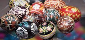 """Konkurs na """"Najładniejszą Pisankę Wielkanocną w Powiecie Łaskim"""""""