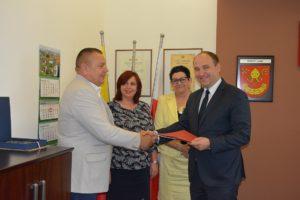 Podpisano umowę na przebudowę ulic 9-go Maja i Południowej