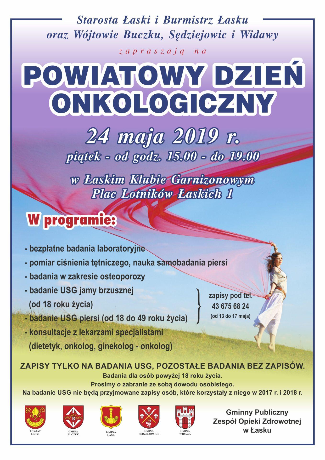 Powiatowy Dzień Onkologiczny