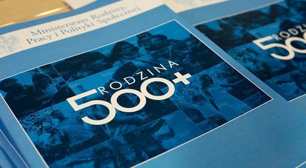 artykuł  SPOTKANIE INFORMACYJNE O PROGRAMIE RODZINA 500+