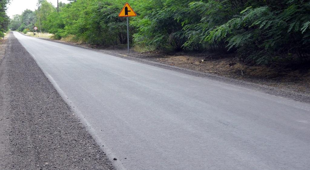 artykuł  Ogłoszono przetarg na remont drogi w miejscowości Piorunów - etap III