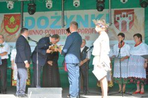 Dożynki Gminno – Powiatowo – Parafialne w Widawie