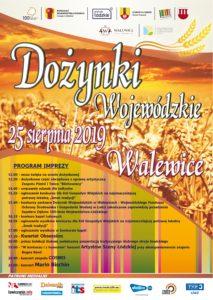Dożynki Wojewódzkie Walewice 2019