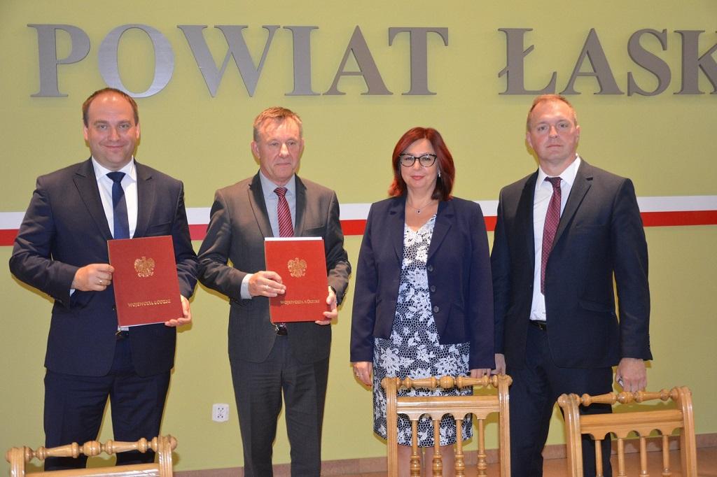 Powiat otrzymał dofinansowanie z Funduszu Dróg Samorządowych