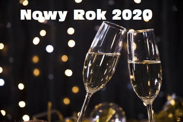 Wszystkiego Najlepszego w Nowym 2020 Roku