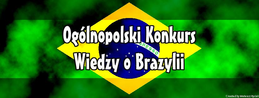 XX Ogólnopolski Konkurs Wiedzy o Brazylii