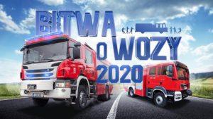 Wozy strażackie za frekwencję w gminach.