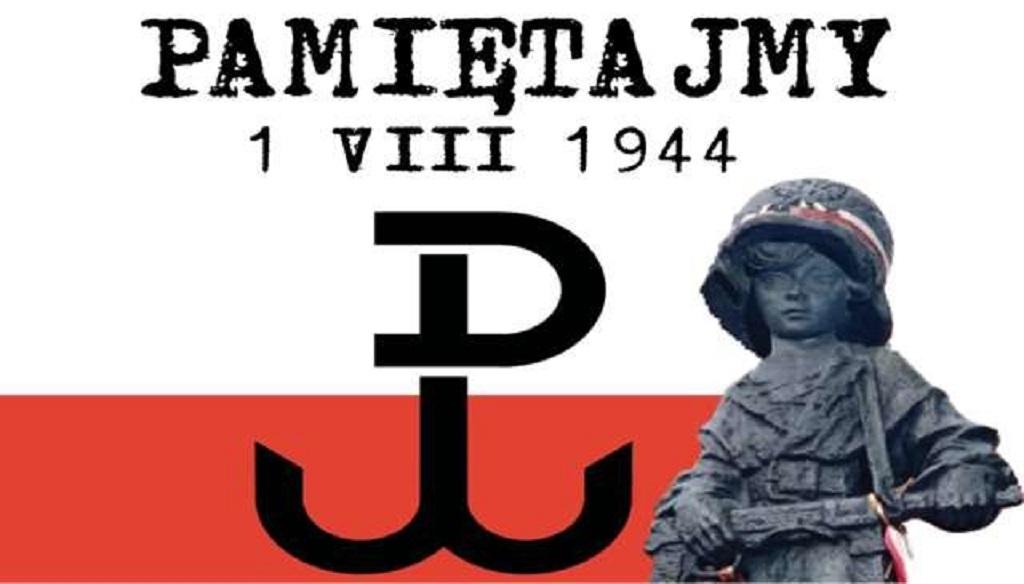 artykuł  76. rocznica wybuchu Powstania Warszawskiego