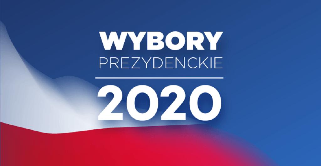 artykuł  Starosta Łaski zachęca do udziału w wyborach prezydenckich.
