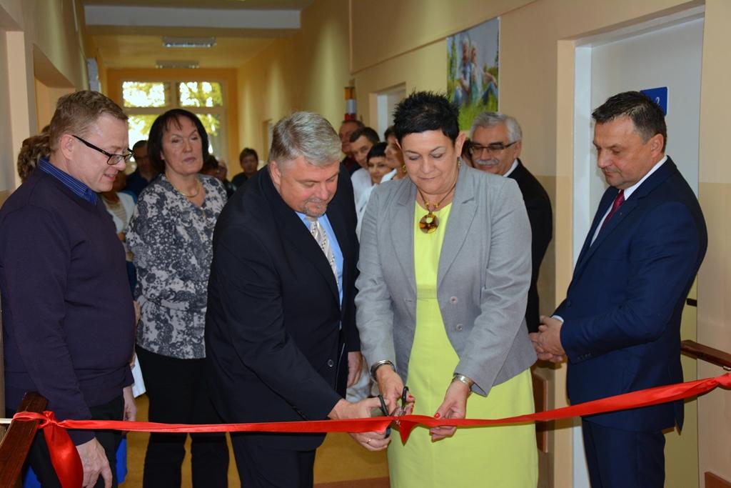 Uroczyste otwarcie Zakładu Pielęgnacyjno-Opiekuńczego